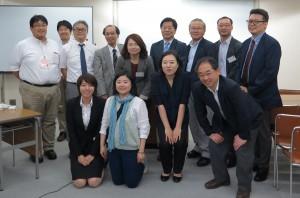 2015年5月24日 経済地理学会尼崎大会にて